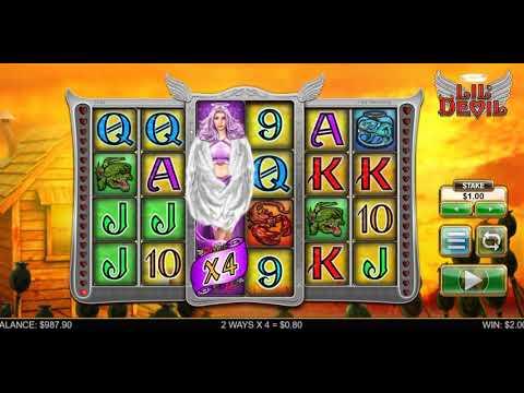 Обзор игрового автомата Lil Devil (Big Time Gaming)