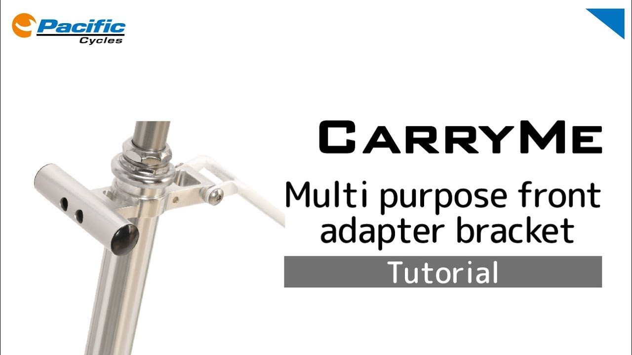 CARRYME multi purpose front adapter bracket