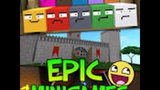 Playing Roblox Epic Minigames