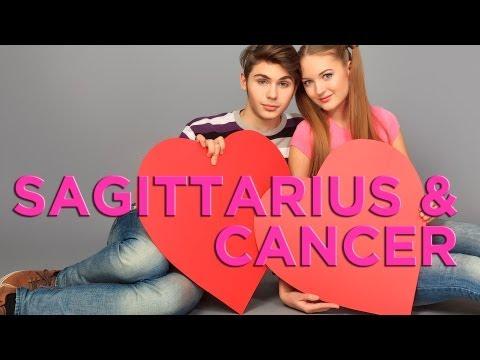 Are Cancer & Sagittarius Compatible? | Zodiac Love Guide