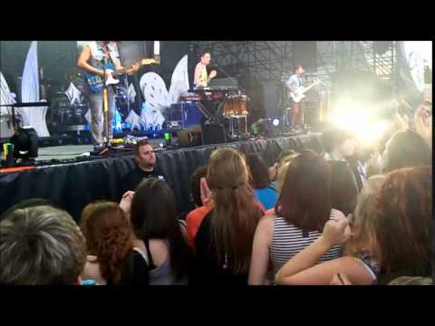 Walk The Moon Shut Up and Dance Indianapolis 7/23/14