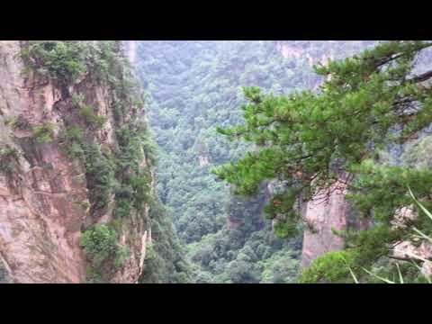 Zhangjiajie in Hunan Province, China