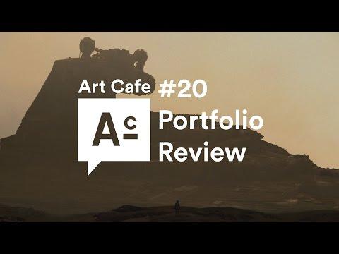 Art Cafe #20 - Portfolio Reviews