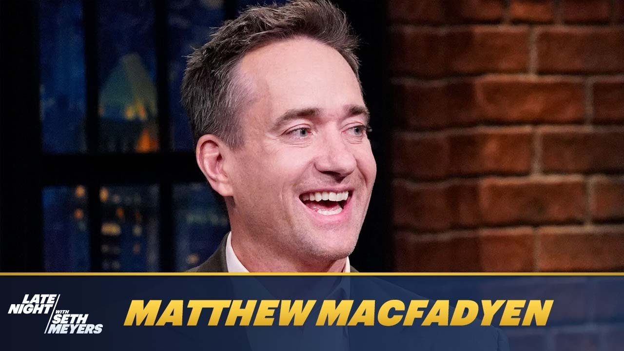 Download Matthew Macfadyen Reveals When He Knew Succession Would Be a Hit