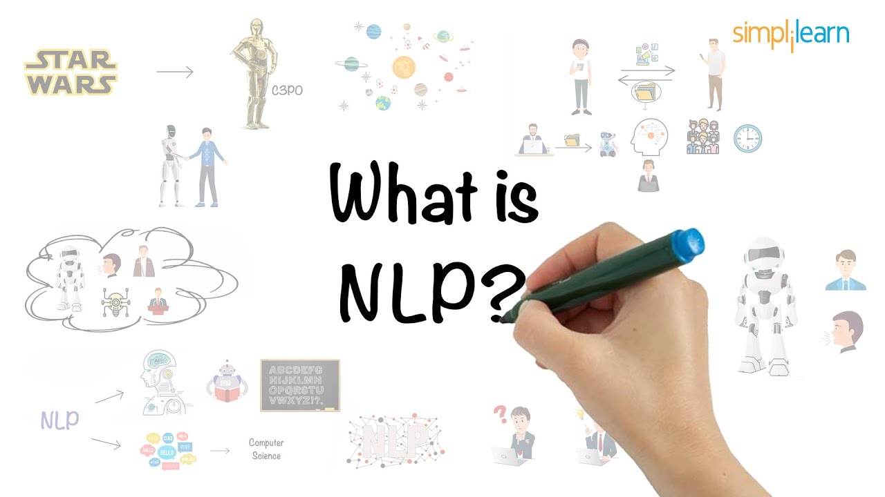 Natural Language Processing In 5 Minutes What Is Nlp And How Does It Work Simplilearn Youtube