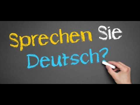 [Nauka języka] Nauka mówienia w języku niemieckim.