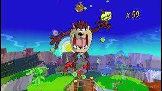 Taz: Wanted PS2 Gameplay HD (PCSX2)