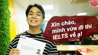 Kinh nghiệm thi 7.5 IELTS của Chí Hiếu - THPT Quang Trung  IELTS FIGHTER