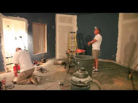Building a new music room Part 4