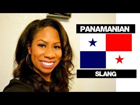 Panamanian Slang