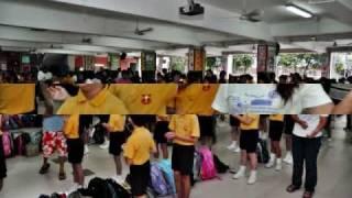 馬鞍山聖若瑟小學 -   若瑟親子操 2010-2011