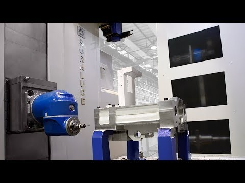 SMS Meer Germany Flexible Manufacturing Systems