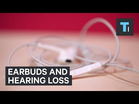 Earbuds and hearing loss