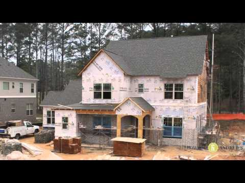 Construction Time-Lapse: Single Family Home Built in 5 Months
