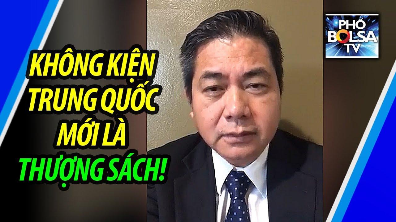Luật sư Hoàng Duy Hùng: Không kiện Trung Quốc mới là thượng sách!