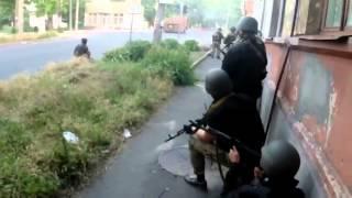 #1 War in Ukraine Bloody battles for the South East / Война в Украине Кровавые бои за Юго Восток