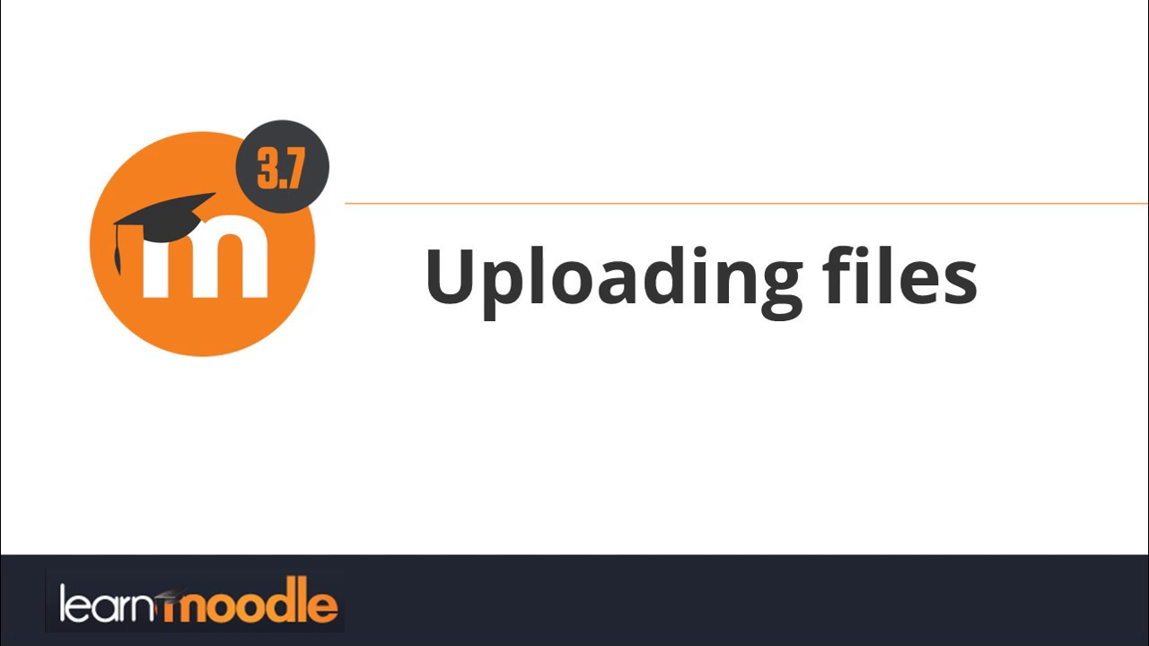 Working with files - MoodleDocs