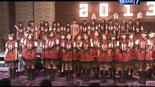 JKT48 Mission Eps 4 07 14 2013 at TRANS 7 Part 4 END