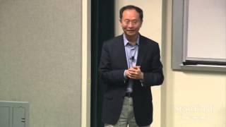 Stanford Seminar - Daniel Wenzhong Zhang of Wumart Group