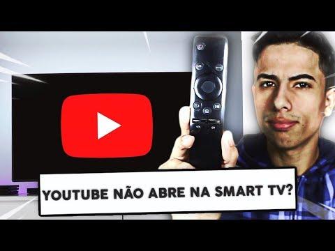 YouTube não abre na SMART TV? APRENDA RESOLVER!