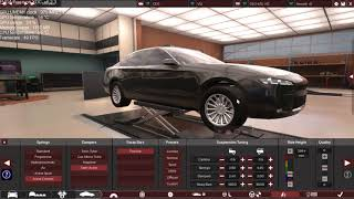 Game Update + Luxury Sedan Photoshoot