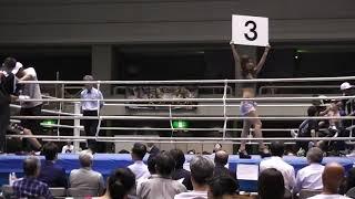 《ライト級》 ・髙橋良季(ロマンサジャパン)3戦2勝(2KO)1敗 ・小西帝士(...
