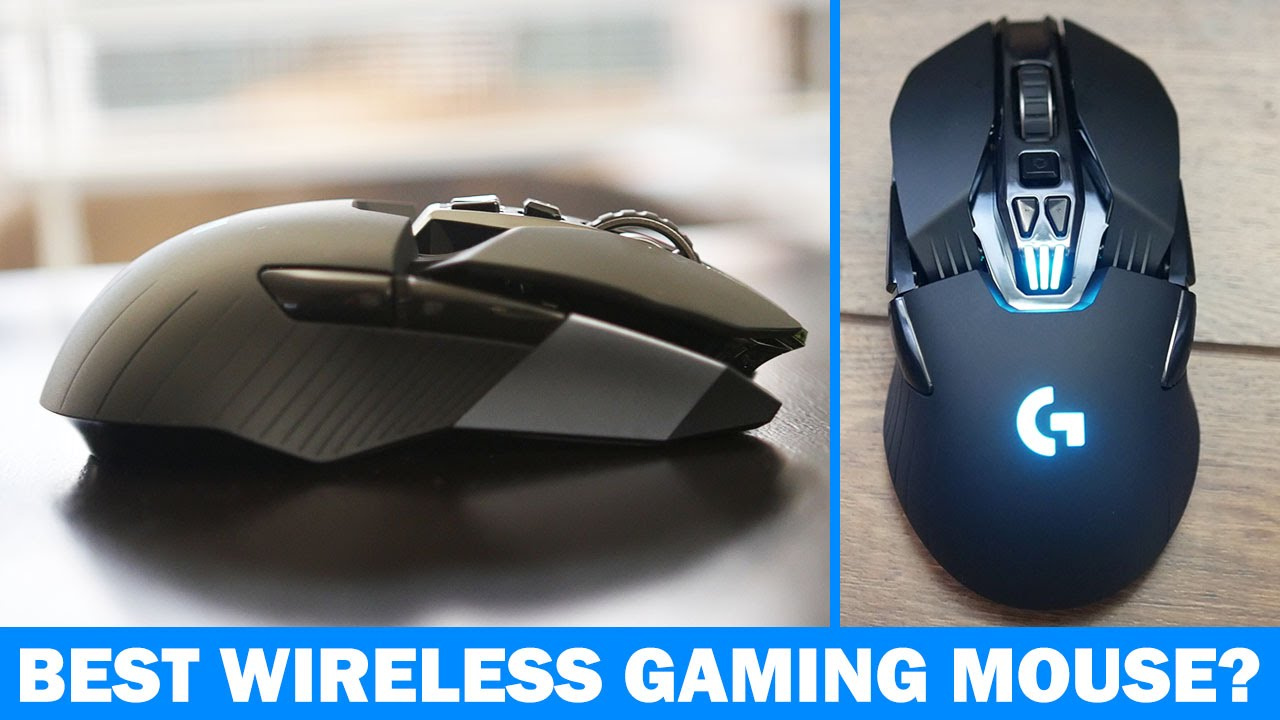 25f4a85c26e Logitech G900 Review - Is it the Best Wireless Gaming Mouse? - YouTube