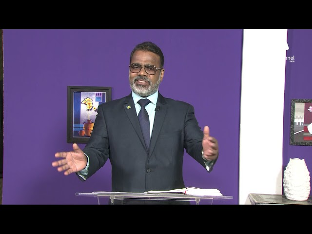 02 Successful Person in Christ | Story of Zacchaeus | Pr. Binoy Chacko