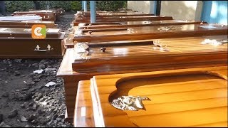 41 victims of the Solai dam tragedy laid to rest