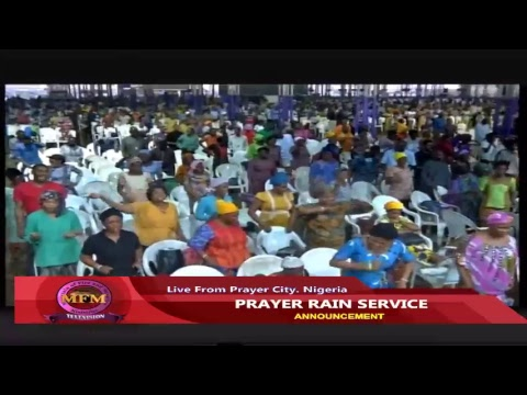 MFM Prayer Rain Feb 9, 2018