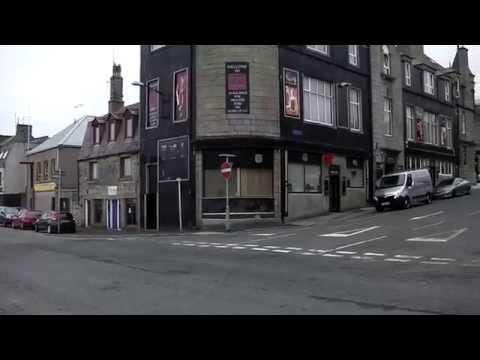 Town Centre, Fraserburgh, Aberdeenshire, Scotland