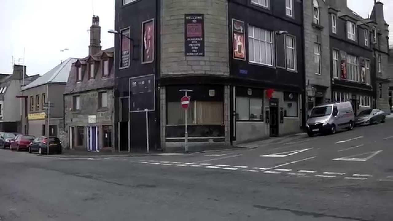 Town Centre, Fraserburgh, Aberdeenshire, Scotland - YouTube | 1280 x 720 jpeg 67kB