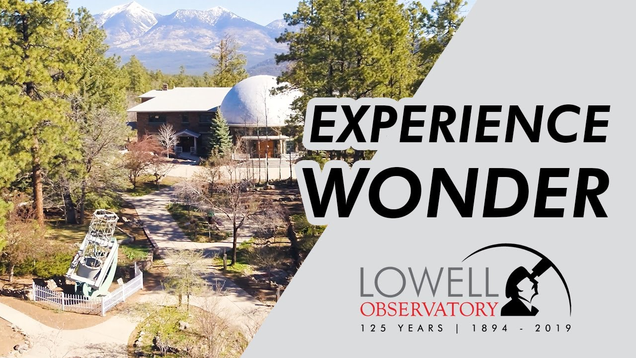 Telescope Viewing, Guided Tours, and Exhibits | Lowell