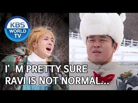 Pretty Sure Ravi Is Not Normal… [2 Days & 1 Night Season 4/ENG/2020.03.08]