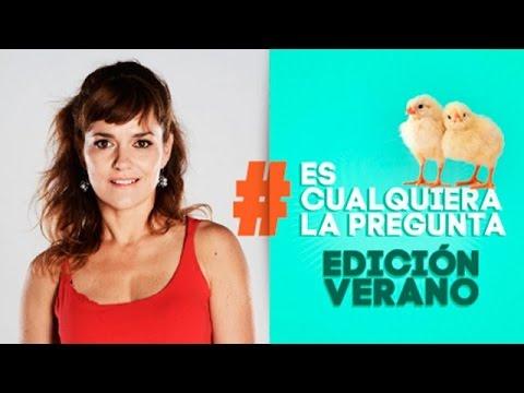 Andrea Pietra en #EsCualquieraLaPregunta