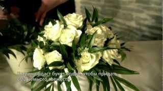 Букеты из цветов гостей от TT PRODUCT (русские субтитры)