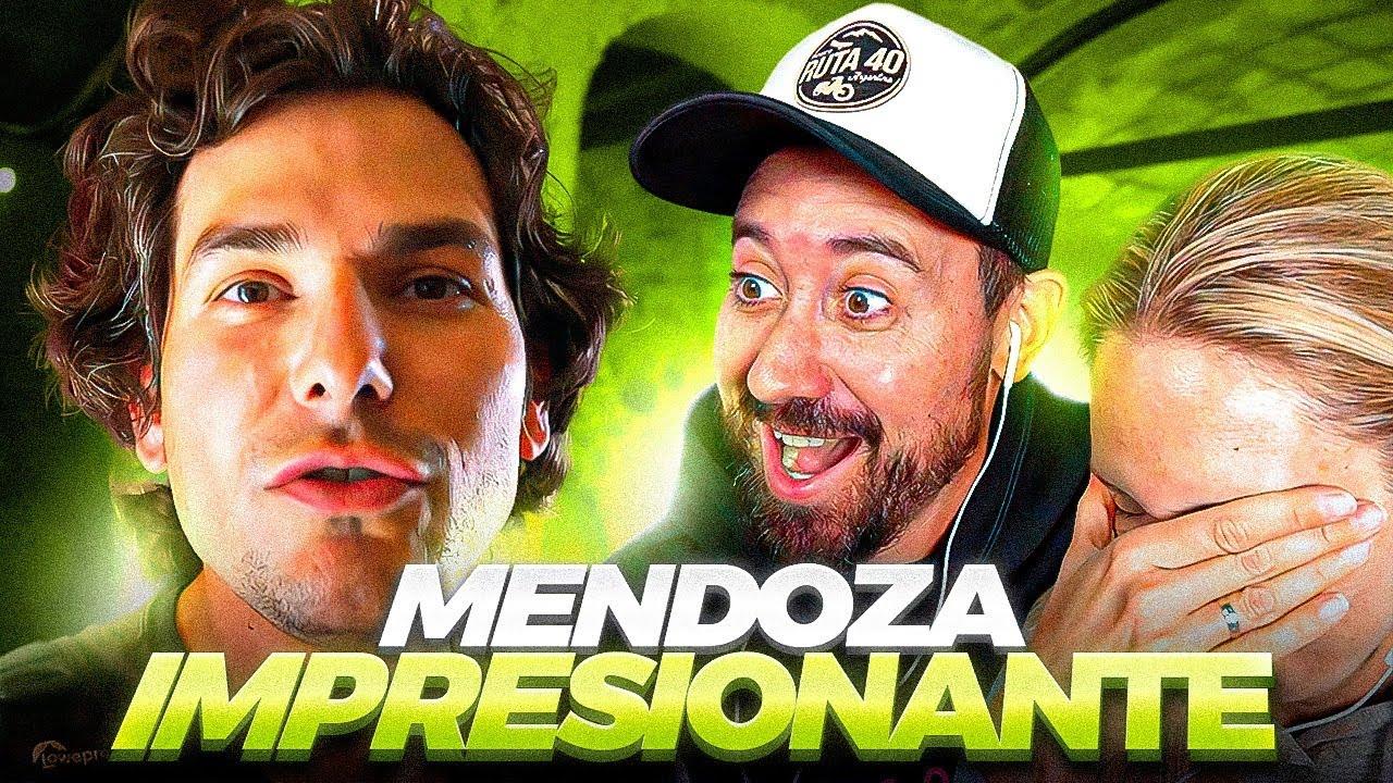 Españoles REACCIONAN a MENDOZA 🇦🇷 AMAMOS 🇦🇷 Alan x el mundo
