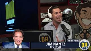 Jim Nantz: LeSean McCoy to the Chiefs is One of the Great Off season Pickups I D.A. on CBS