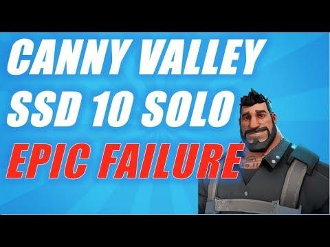 Failed Canny Valley SSD #10