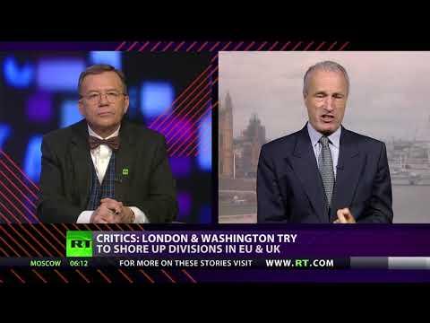 CrossTalk on Skripal case: Toxic Relations