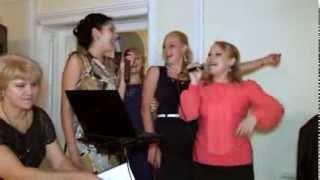 Музыка Подружки жениха-зажигают на свадьбе!!!