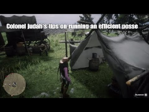 How To Run an Efficient Posse in Red Dead Redemption 2 Online thumbnail