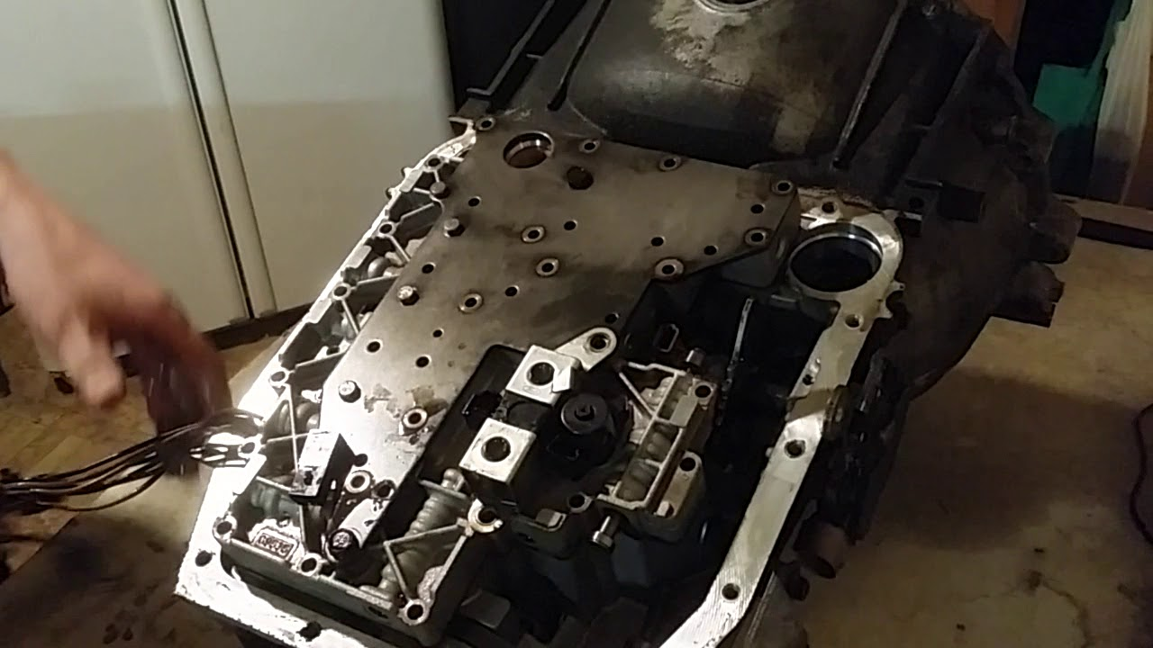 4r70w valve body removal youtube4r70w valve body removal [ 1280 x 720 Pixel ]