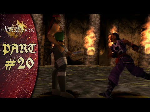 Let's Play Legend of Dragoon Part 20: Aching Heart