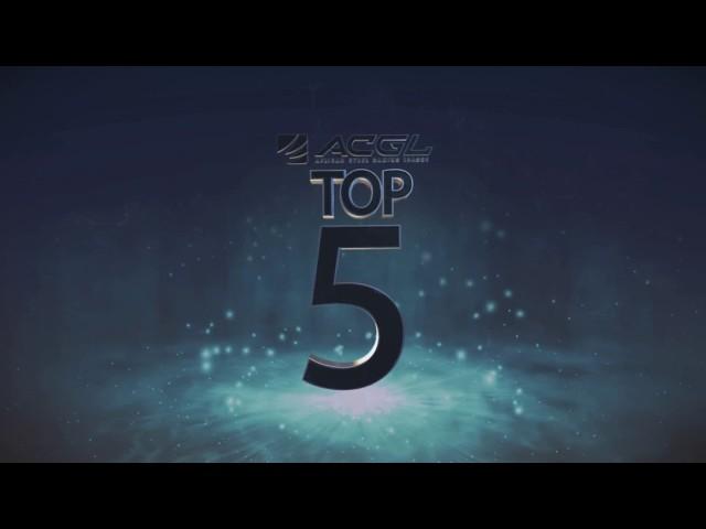 ACGL Top 5 | November