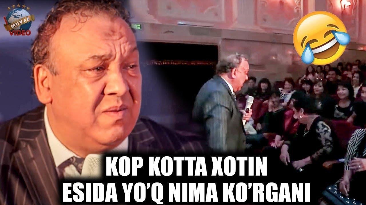 Mirzabek Xolmedov - Kop kotta xotin esida yo`q nima ko`rgani