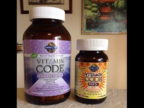 TTC Over 40: Cycle 2 Prenatal Vitamins & Vitamin D