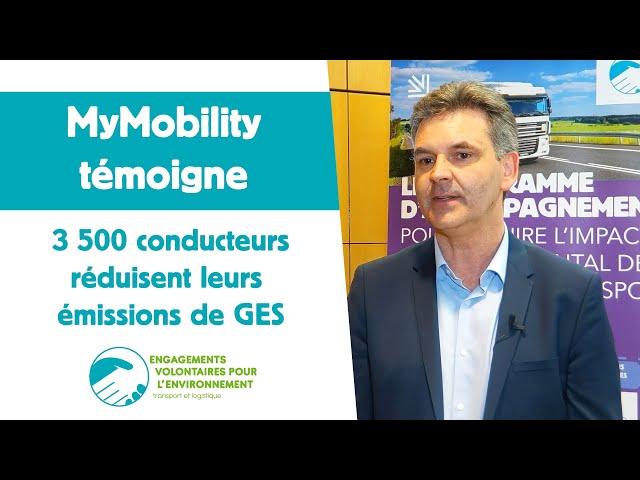 MyMobility témoigne : 3 500 conducteurs réduisent leurs émissions de GES