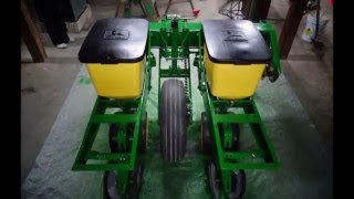 Biggs Farm Equipment: 2 Row Planter(s) For Sale
