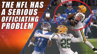 Lions Slaughtered by Bad Calls: NFL Refs Wrong Again!